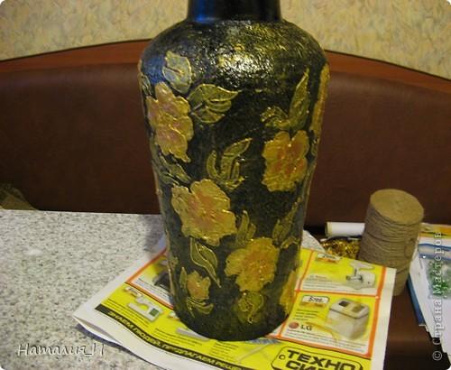 реставрация старой настольной лампы МК фото 8
