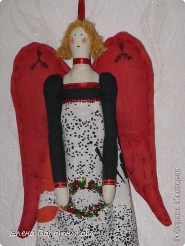 Винтажный ангел.  фото 2