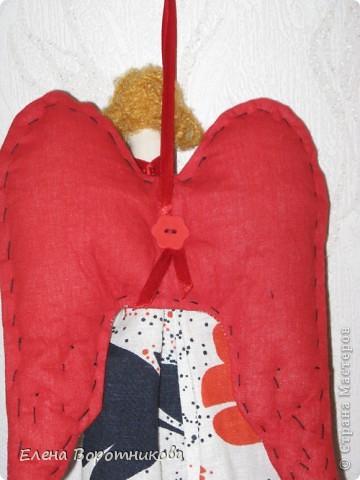 Винтажный ангел.  фото 3