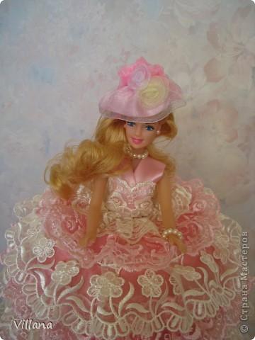 Барби шкатулка по МК ineska фото 2