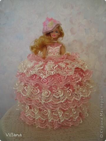 Барби шкатулка по МК ineska фото 3