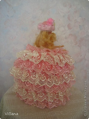 Барби шкатулка по МК ineska фото 4