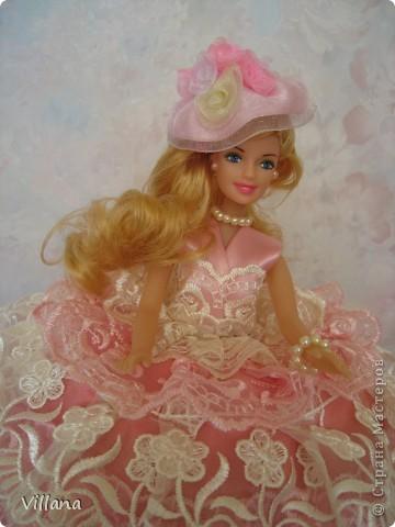 Барби шкатулка по МК ineska фото 6