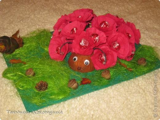 Подарочек для моей дочурки на 5-летие.Одна из моих первых работ. фото 1