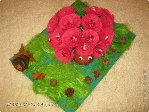 Подарочек для моей дочурки на 5-летие.Одна из моих первых работ. фото 2