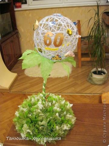 Подарок на 60 летие своими руками