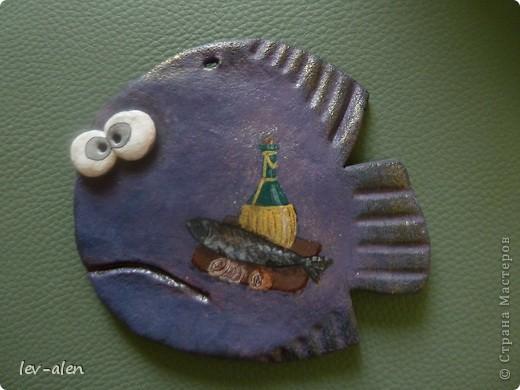 Рыбка- натюрморт фото 2