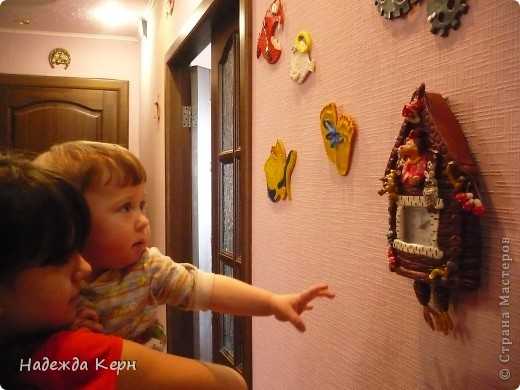 Дочь прокомментировала: Бабка Ёжка почему то у тебя не страшная-а блатная, молодая и добродушная получилась.  фото 2
