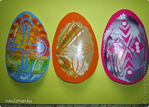 Давно готовилась для Праздника Пасхи  сделать панно,   На одном дыхании создавалась эта работа! Идея Люды ( Likmiass ) с цветочком-оригами  - просто чудо!  фото 8