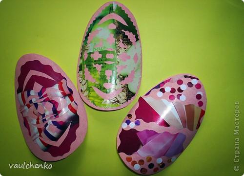 Давно готовилась для Праздника Пасхи  сделать панно,   На одном дыхании создавалась эта работа! Идея Люды ( Likmiass ) с цветочком-оригами  - просто чудо!  фото 9