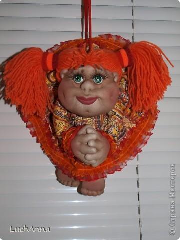 Еще одна солнечная кукляшка))) фото 1
