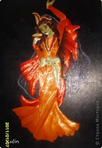огненный танец фото 1