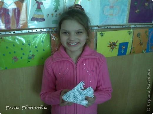 Сначала решила сделать салфетницу для класса... фото 3