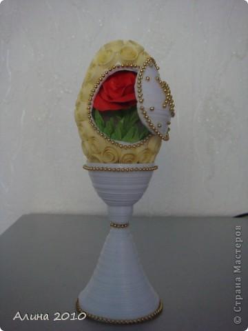 Скоро пасха!!!!! Еще одно пасхальное яйцо. фото 1