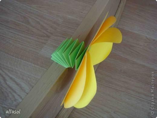 Такие цветочки делала для летнего лагеря. фото 7