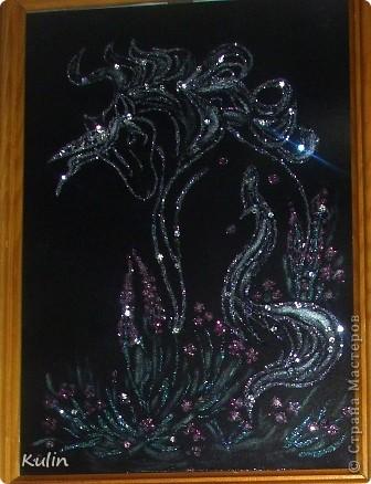 Единорог(блеск декоративный,тени для век, стразы) фото 1