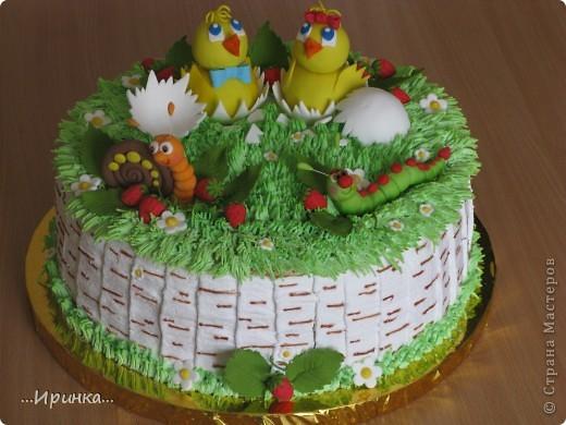 "торт ""Детский"" фото 1"