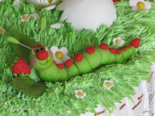 "торт ""Детский"" фото 4"