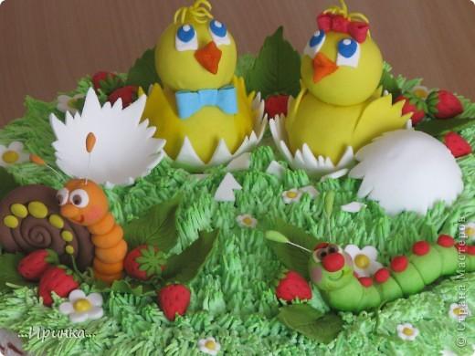 "торт ""Детский"" фото 2"