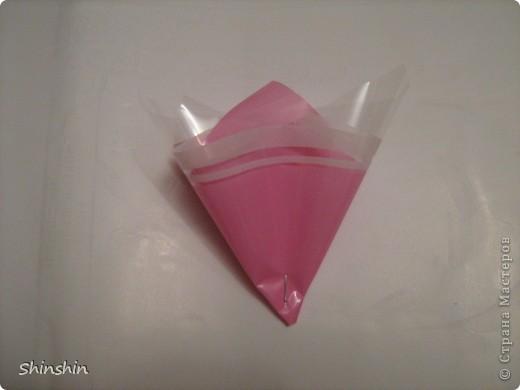 Мастер-класс: букет из конфет маме к 8 Марта! фото 7