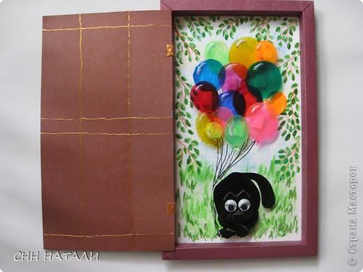 открытка-дверь фото 3