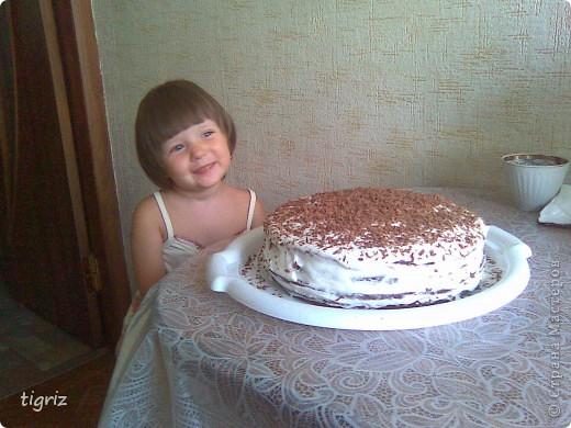 Тортик на любой праздник.