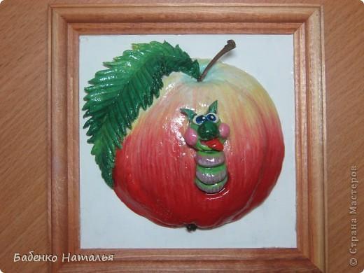 Моя корзиночка с фруктиками.Спасибо Ларисе Ивановой за ее идеи и талант! фото 2