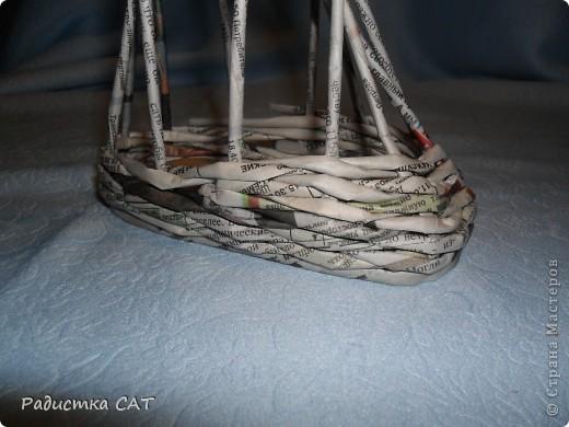 По просьбам мастериц попробую объяснить, как я плету сапожки фото 7