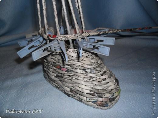 По просьбам мастериц попробую объяснить, как я плету сапожки фото 9