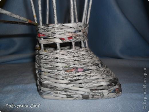 По просьбам мастериц попробую объяснить, как я плету сапожки фото 10