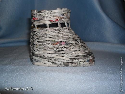 По просьбам мастериц попробую объяснить, как я плету сапожки фото 12