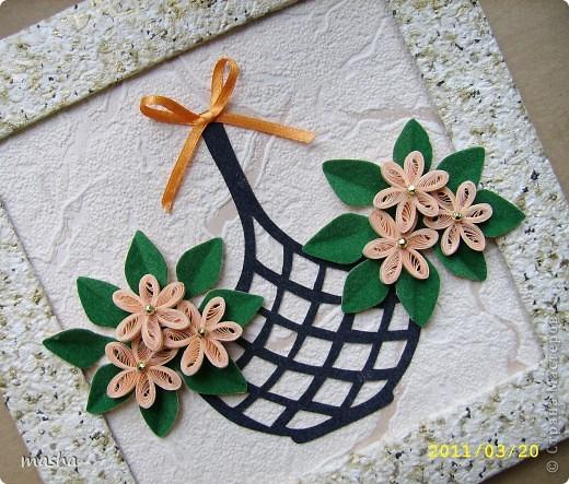 Простые цветочки для детского творчества  фото 3
