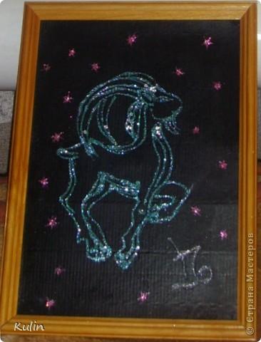 Единорог(блеск декоративный,тени для век, стразы) фото 2