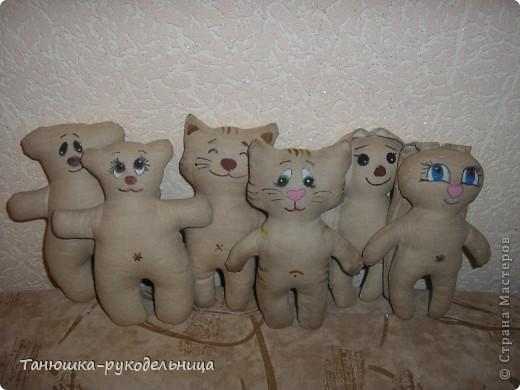 Арома-зверушки: мишки, зайки и котята фото 1