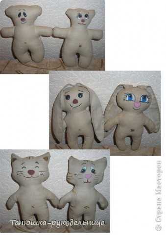 Арома-зверушки: мишки, зайки и котята фото 2