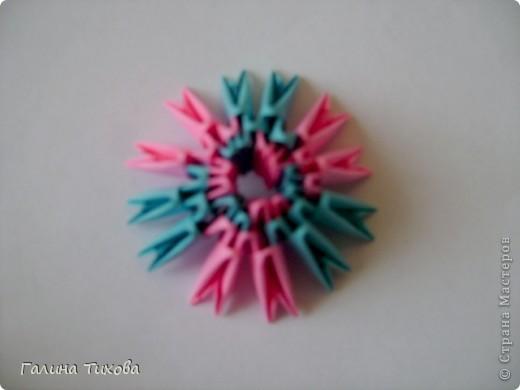 Мастер-класс Поделка изделие Оригами китайское модульное Пасхальное яйцо Мастер-класс Бумага фото 33