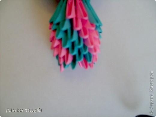 Мастер-класс Поделка изделие Оригами китайское модульное Пасхальное яйцо Мастер-класс Бумага фото 38