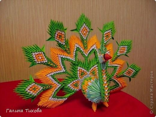 изделие Оригами модульное