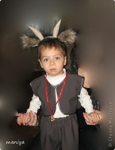Костюм козленка для мальчика своими руками фото 105