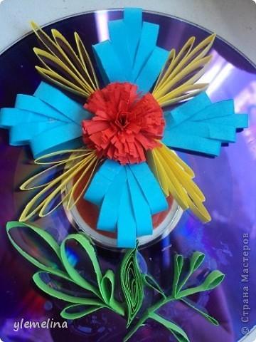 Сказочный цветочек