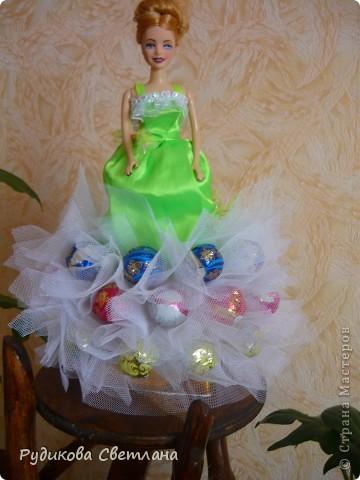 Подарок на день рождение моей любимой племяннице Юлечке. фото 1