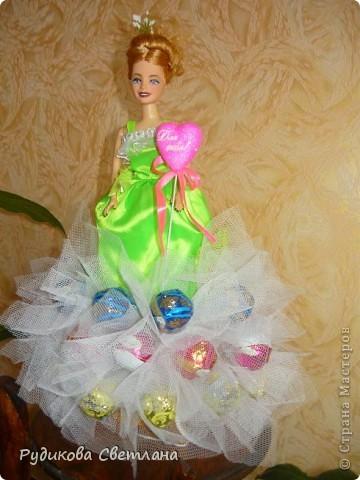 Подарок на день рождение моей любимой племяннице Юлечке. фото 3