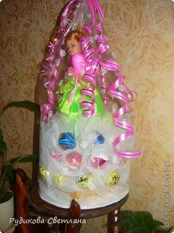Подарок на день рождение моей любимой племяннице Юлечке. фото 4