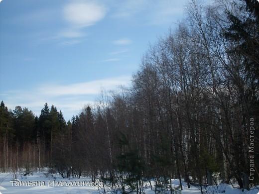 Какое небо голубое... фото 3