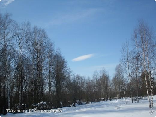 Какое небо голубое... фото 4