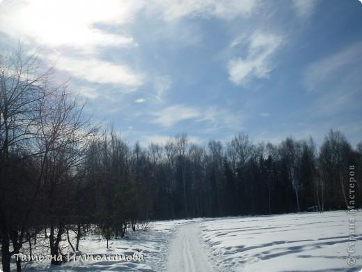 Какое небо голубое... фото 6