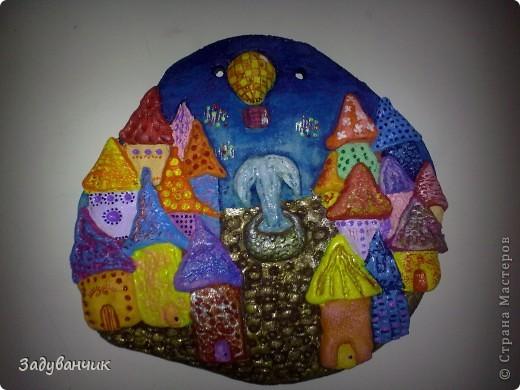Городок: яркий, пёстрый, разноцветный)) фото 1