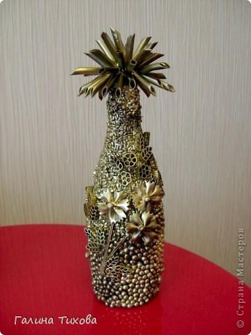 Рамка для фото, декорированная макаронами. фото 6