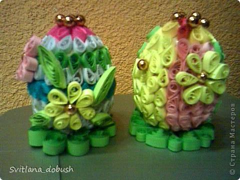Пасхальные яйца) фото 1