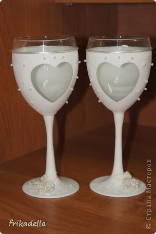 заказали комплект на жемчужную свадьбу.  фото 5